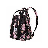 Supanova Gisele Handbag Blk/Floral