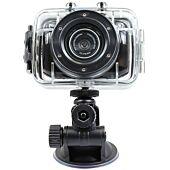 Volkano PowerCam HD Action Camera with accessories HD720P 1.3MP