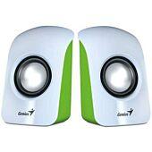 Genius SP-U115 White 2.0 USB Speaker