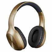 Bounce Samba Series Bluetooth Headphones Champagne Gold