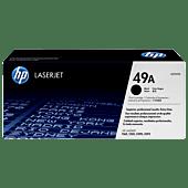HP 49A Laserjet Black Print Cartridges