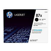 HP 87X Black Laserjet M506/Mfp M527 High Yield Cartridge