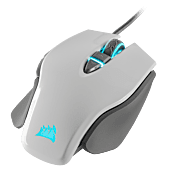 Corsair M65 RGB ELITE Tunable FPS Gaming Mouse 18000 DPI White