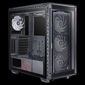 Adata XPG BATTLECRUISER Super Mid-Tower PC Chassis Black