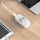 Orico 4 Port 20W USB Desktop Charger White