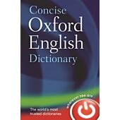 OXFORD Dictionary English Concise