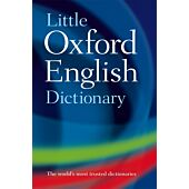 LITTLE OXFORD Dictionary 9th Edition