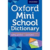 OXFORD Mini School Dictionary 5 Edition Flexi