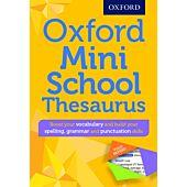 OXFORD Mini School Thesaurus 5th Edition Flexi