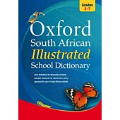 OXFORD SA Illustrated School Dictionery