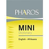 PHAROS Mini Dictionary English-Afrikaans