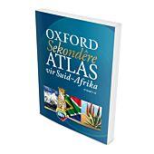 OXFORD Sekondere Suid Afrikaanse Atlas (Grade 7-12)