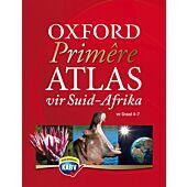 OXFORD Primere South African Atlas (Grade 4-7)