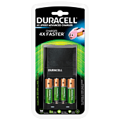Duracell Charger 2AA & 2AAA Included