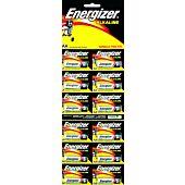 Energizer Alkaline Power AA Each of 12 Pack Strip