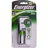 Energizer Mini Charger Incl 2 AA Batteries