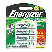 Energizer Recharge Extreme AA 4 Pack