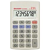 Sharp EL-231 Calculator