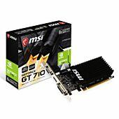 MSI NVIDIA Geforce GT 710 2GB GDDR3 Graphics Card