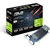 NVIDIA GEFORCE GT710 1GB GDDR5 GRAPHICS CARD/ PCI-EXPRESS 2.0/ PASSIVE COOLING/ WITH LOW-PROFILE BRACKETS/HDMI/DVI-D/VGA.