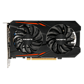 GIGABYTE nVidia GeForce GTX 1050TI 4096 MB GDDR5 DVI-D/HDMI/DP