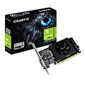 Gigabyte - Nvidia GT 710 2GB GDDR5 PCI-Express Graphics Card