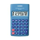 Casio HL-815L-BU-S-DP Calculator Blue