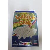 PENGUIN CHALK WHITE BOX12