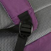 Kingsons backpack 15.6 inch Arrow series Red