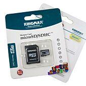 Micro SD 1GB Retail Pack Kingmax