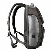Kingsons Raptor Smart Laptop Backpack K9252W- Black and Grey