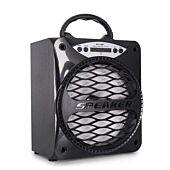 Portable Speaker with Radio Black