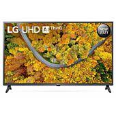 LG UP75 Series 43 inch 4K Active HDR WebOS Smart UHD TV