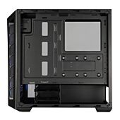 Cooler Master MasterBox MB511 ARGB ATX Chassis - Mesh Panel & Tempered Glass Side Panel