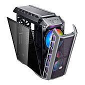 Cooler Master Mastercase H500P ATX Mesh Tempered Glass Window 2x200mm ARGB Fans Mesh Front ARGB Controller