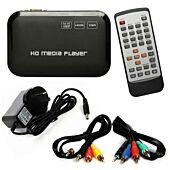 HDD Media Player 1080P HDMI VGA AV