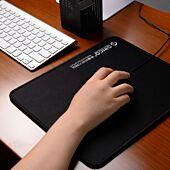 Orico Natural Rubber 300x250 Mousepad Black