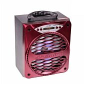 Portable Speaker Red