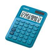 Casio MS-20UC-BU-S-EC Desktop Calculator Blue