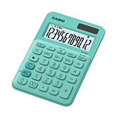 Casio MS-20UC-GN-S-EC Desktop Calculator Green