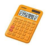 Casio MS-20UC-RG-S-EC Desktop Calculator Orange