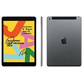 Apple iPad 10.2inch (Wi-Fi + Cellular 32GB) Space Grey - MW6A2