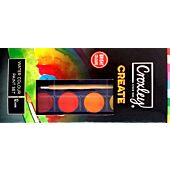 CROXLEY CREATE Tray of 12 Colours Watercolour Paints (Box-12)