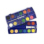 CROXLEY CREATE 24 Watercolour Paints with Tray (Box-12)