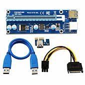 PCI-E Riser with 6 Pin
