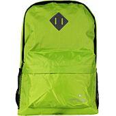 Playground Hometime Backpack Neon Yellow