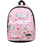 Playground Rio Grande Lama Backpack Pink