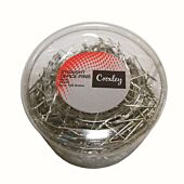 CROXLEY 26mm STRAIGHT OFFICE PINS TUB 100g