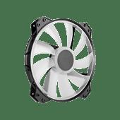 Cooler Master MasterFan MF200R RGB 200mm Fan Silent Cool Tech Hybrid Design