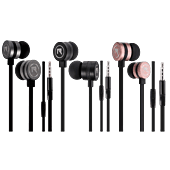Rocka Prime Series Earphone -Black
